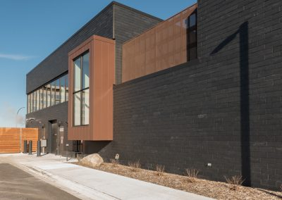Scouts Building in Minneapolis, interior architectural photography.